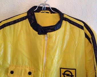 70's Opel racing jacket.  41-42 inchest chest
