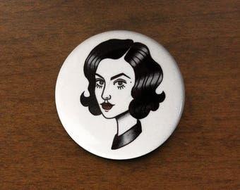 "Audrey Horne II 1.5"" MAGNET"