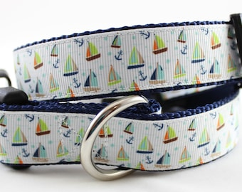 "Regatta 1"" Dog Collar"