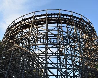 Knoebel's Roller Coaster