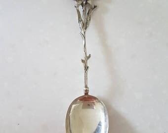 Continental 800 silver teaspoon