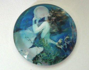 Glass Dome Cabochon,25mm