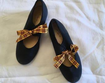 Vintage British tap shoes