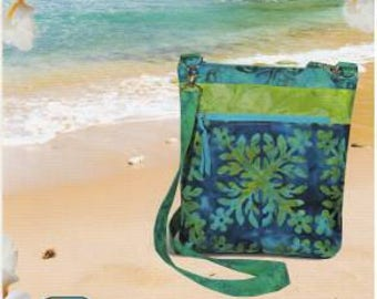 Barbados Bag by Pink Sand Beach - Purse/Bag Pattern