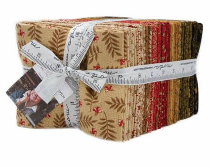 New Hope by Jo Morton for Moda Fat Quarter Bundle 40 FQ