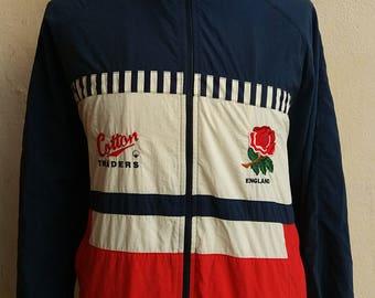 vintage rugby england cotton trader