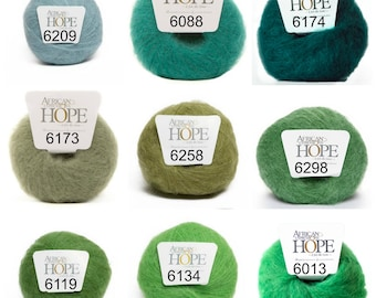 Mohair yarn, crochet yarn, knitting yarn, weaving yarn, lace weight yarn, knit, crochet, crocheting, yarn, kid mohair