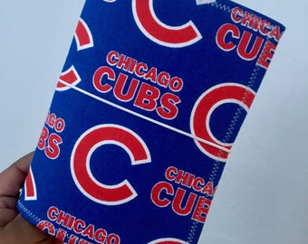 Chicago Cubs A6 SKdori, Midori, Fauxdori, Travelers Notebook