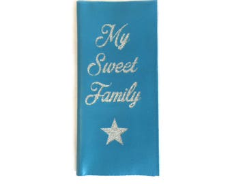 """Protects family book """"My sweet Family"""""""