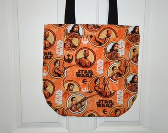 Star Wars Rogue One Tote Bag