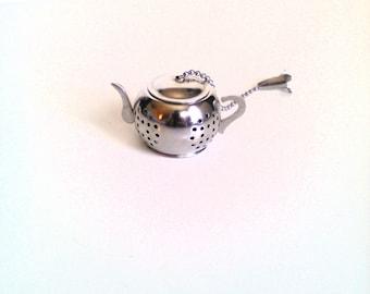 Tea infuser tea pot infuser tea cup tea time hot tea steel infuser tea cup infuser herb infuser