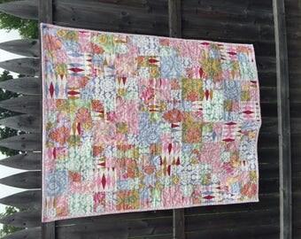 Jennifer Paganelli, Nostalgia  cotton fabric quilt