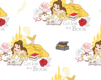 Beauty and the Beast, by Disney for Camelot 85100203 02