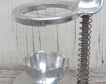 German Aluminum Egg Slicer!