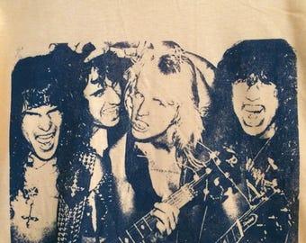 Slayer (Early Days) Screenprint Shirt