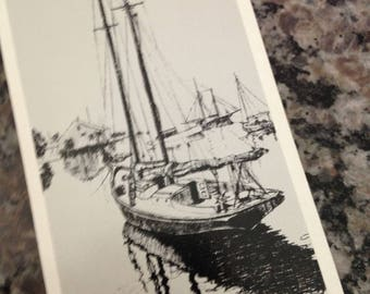 Complete Deck of Sailing Playing Cards