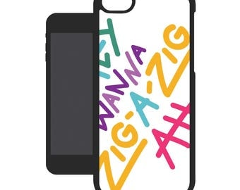 Zig-a-zig Phone case