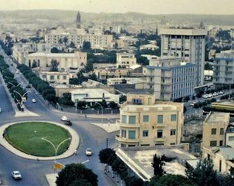 Asmara, Eritrea in East Africa,  1973