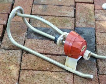 Vintage Ever Rain Sprinkler Metal Oscillating Sprinkler