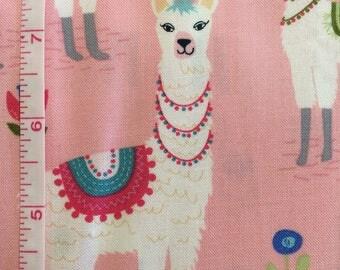 Llamas from Timeless Treasures Fabrics