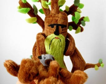 Plush Ent | Tree Revealed | Tolkien | Lord of the Rings