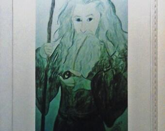 Gandalf Card