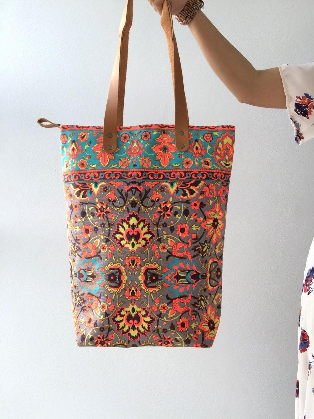 Christmas Gift Bohemian Bag Gypsy Bridesmaid gift Bridesmaid Totes ...