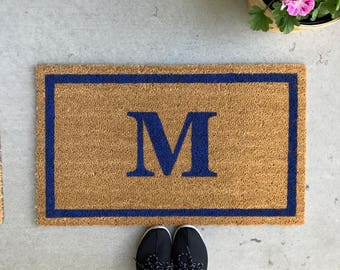 Custom Door Mat, Personalized Doormat, Door Mat, Doormat, Door Mat Personalized, Rug, Customized Doormat, Last Name Mat, Newlywed Mat