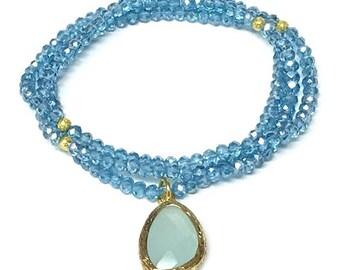 Ambrosia Stone Bracelet