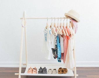 Clothing Rack Etsy