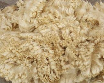 Snowy Miss' fleece