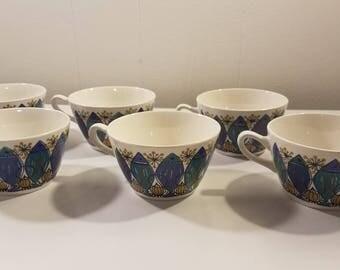 Turi Design Clupea Fish Teacups