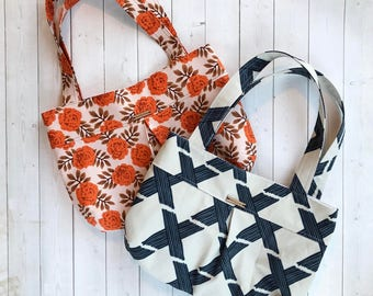 BG Bag PDF Sewing Pattern handbag, Beach Bag, tote bag pattern, everyday bag, market bag, bag pattern tutorial