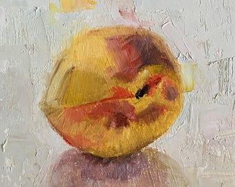 """Peach 5""""x7"""""""