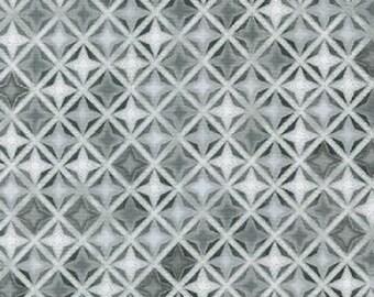 "Winter's Grandeur 4 ""Silver""-Robert Kaufman-Fat Quarter"