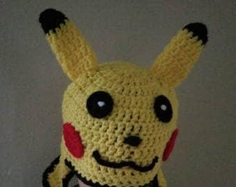Kid's Pikachu Beanie