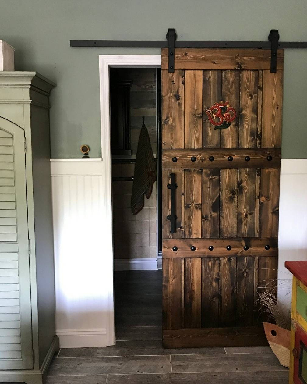 Sliding Wooden Door