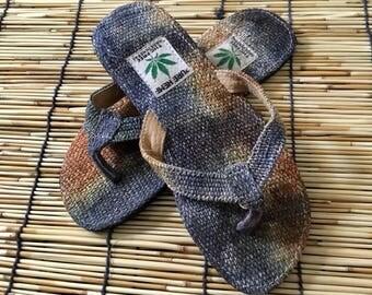 Boho Pure Hemp Sandals