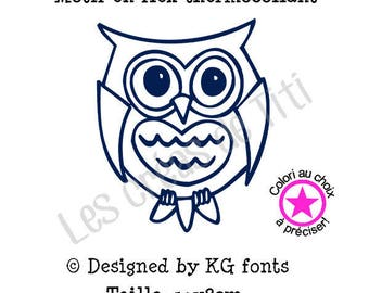at transfer owl, heat transfer to iron, owl iron on, heat transfer design to iron on clothes, iron on decal owl