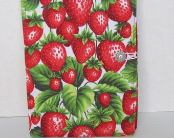 Notepad Fabric Covered Planner To Do List Grocery List Errand List Housewarming Gift Kitchen