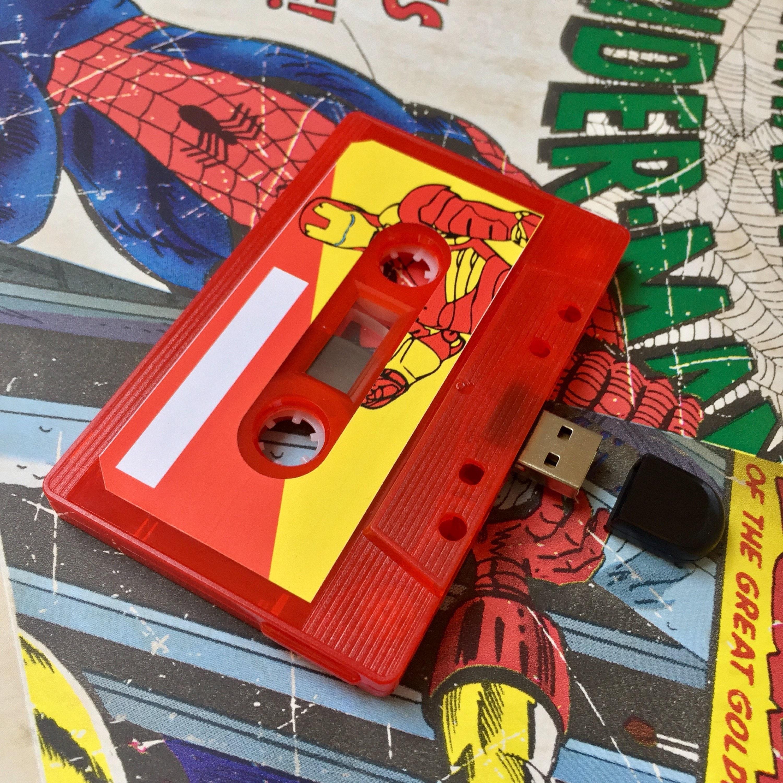 4GB 8GB 16GB Ironman Marvel