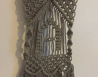Handmade personalised macrame wall hanging/wall decor/wall art. Various colours available