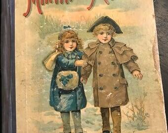 Antique Victorian Children's Books