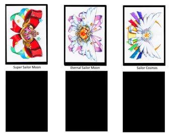Postcard Sized Art Prints #3