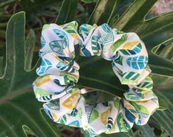 Ever Green Scrunchie