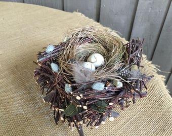 Ring bearer nest/ wedding nest/