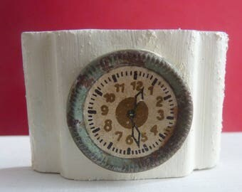 Vintage watch Dollhouse approx. 1950 dollshouse clock