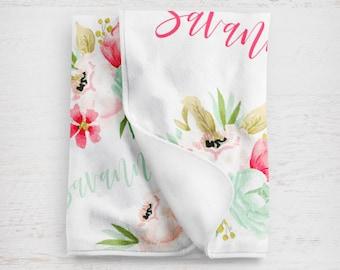Custom baby blanket etsy negle Images