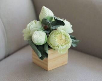 Handmade Flower Deco,Paper Flower Deco,Flower Deco