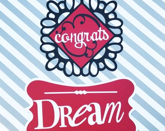Graduation Decorations – Graduation Party Ideas - Photo Booth Props - Graduation Photo – Photo Props Booth – Grad Photo Prop - Class of 2018